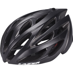 Lazer O2 Helm mat black